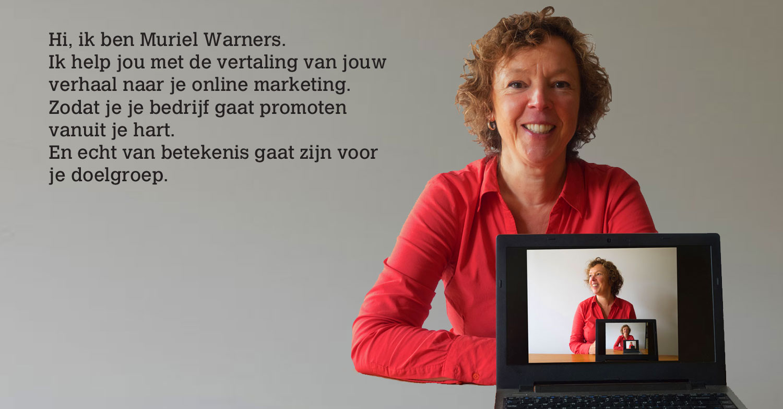 IJzersterke indruk maken met je website? Gebruik mijn gratis e-book!