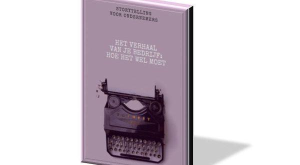 E-book het verhaal van je bedrijf